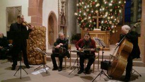 Ötlingen, Brisas del Sur, Quartett