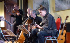 Badenweiler, Brisas del Sur, Quartett